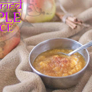 Curried Applesauce Recipes