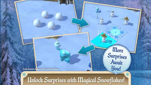Disney Build It: Frozen - screenshot