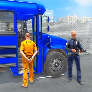 US Police Transport Prisoner Simulator For PC / Windows 7/8/10 / Mac – Free Download