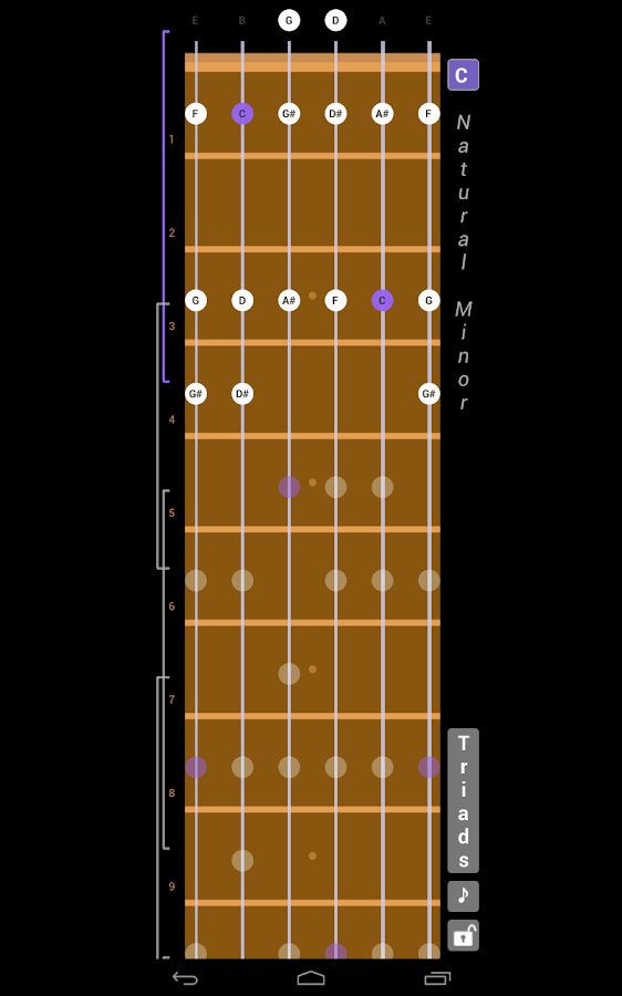 Guitar Scales & Patterns Screenshot 6