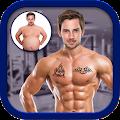 Men Body Styles SixPack tattoo