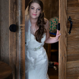 by Christopher Burson - Wedding Bride