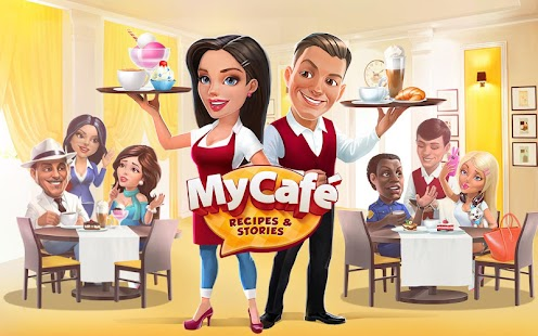 My Cafe: Recipes & Stories - World Cooking Game APK for Ubuntu