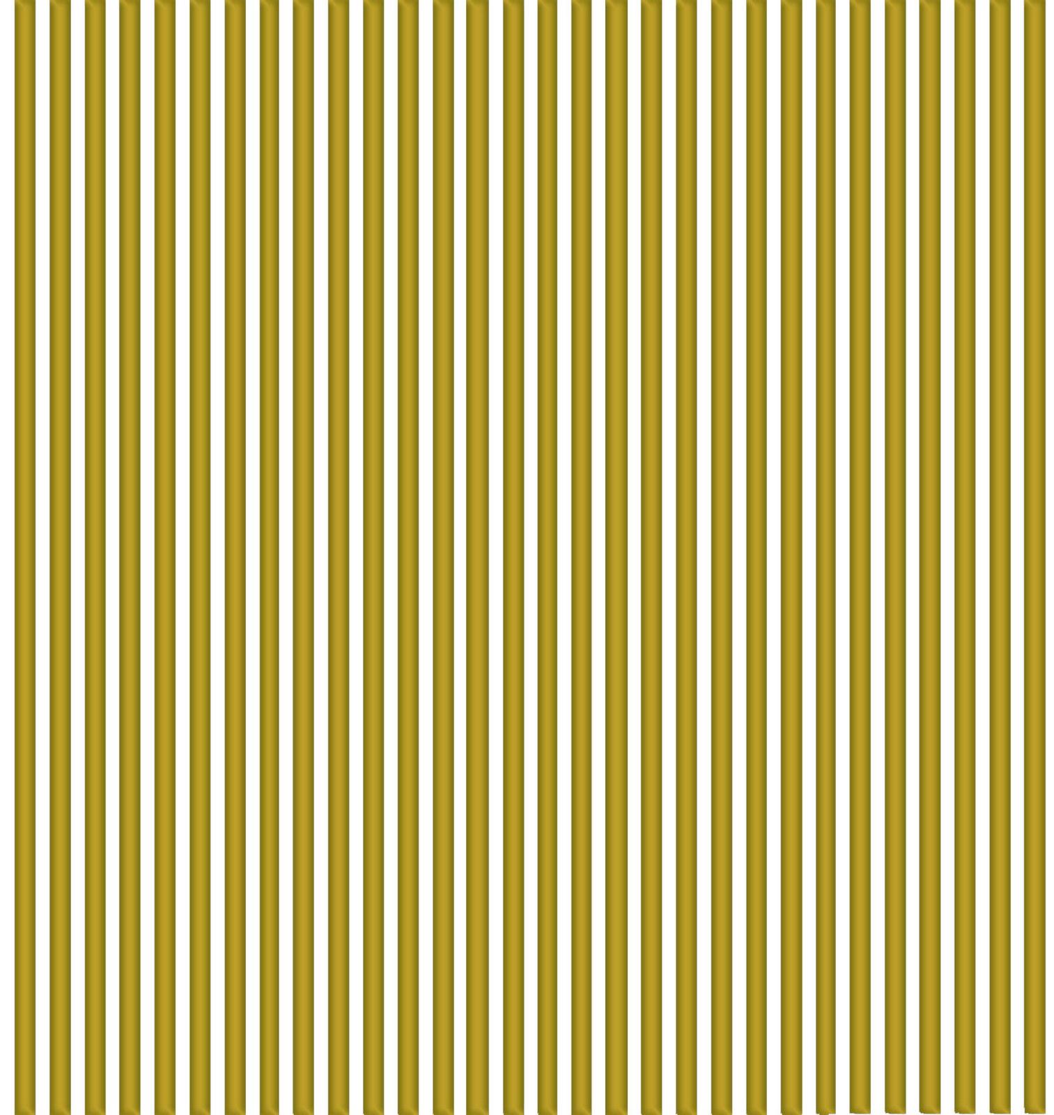 Gold Stripes Background