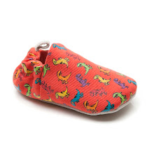 Poco Nido Dinosaur Mini Shoe PRAM SHOES