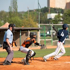 My energy by Vladimir Gergel - Sports & Fitness Baseball