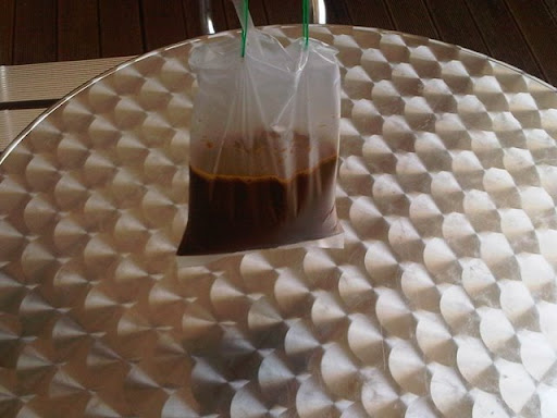 Coffe in a bag
