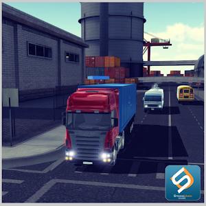 Cover art Real Truck Simulator 3D Full