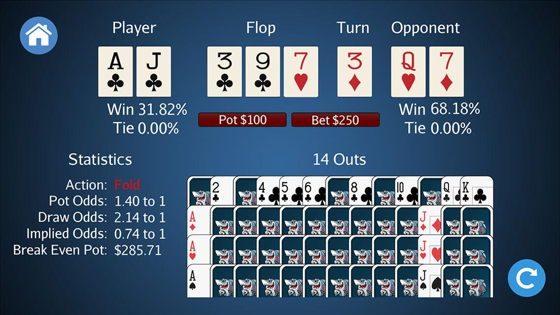 Poker Odds+ Screenshot 8