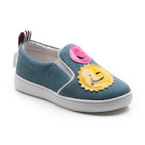 Step2wo Ginnie - Denim Slip On SLIP ON