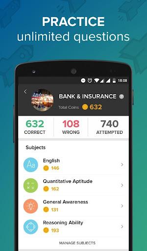 #1 Exam Preparation App: Quiz, Previous Papers, GK screenshot 4