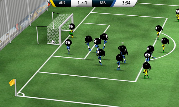 Stickman Soccer 2016 APK screenshot thumbnail 3