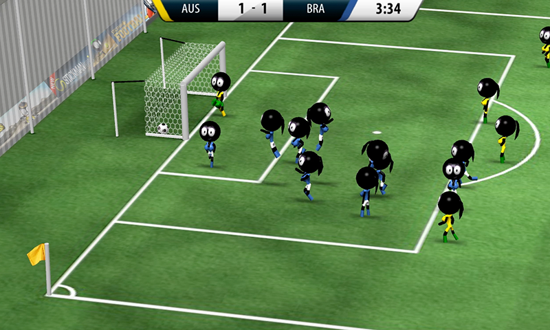 Stickman Soccer 2016 Screenshot 2