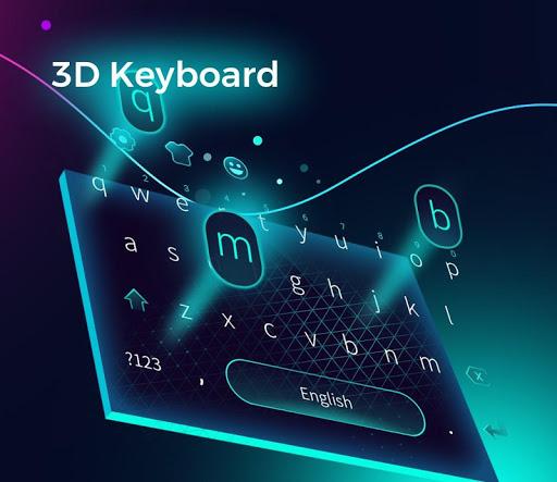 Cheetah Keyboard - Type less, say more! screenshot 5