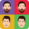 Guess the Football Player Face Quiz