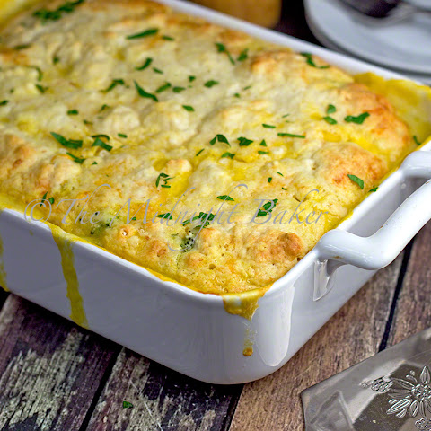 Magic Chicken Pie