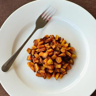 Spicy Potato Fry Indian Recipes
