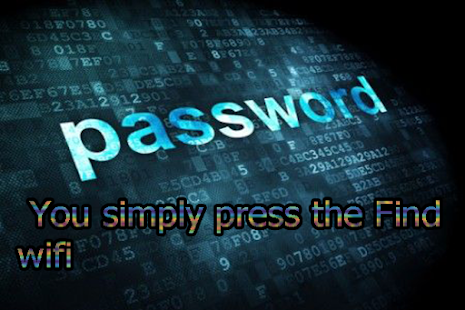 Hack Password Wifi Prank - screenshot
