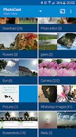 Screenshot of PhotoCast for Chromecast