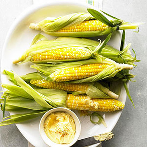 Boiled-in-the-Husk Corn on the Cob