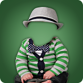 Download Baby Photo Suit Photo Montage APK to PC
