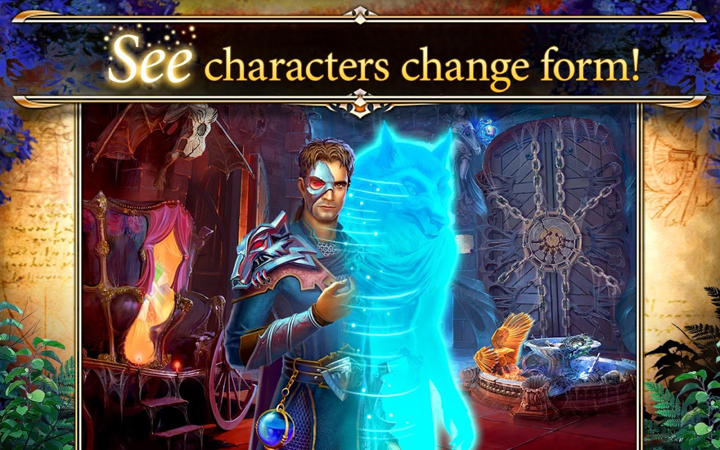 Midnight Castle: Hidden Object Screenshot 9