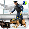 Download Full Police Dog Airport Crime City 1.5 APK