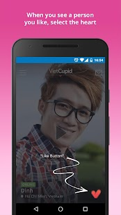 Viet Cupid - Free Chat & Date - screenshot