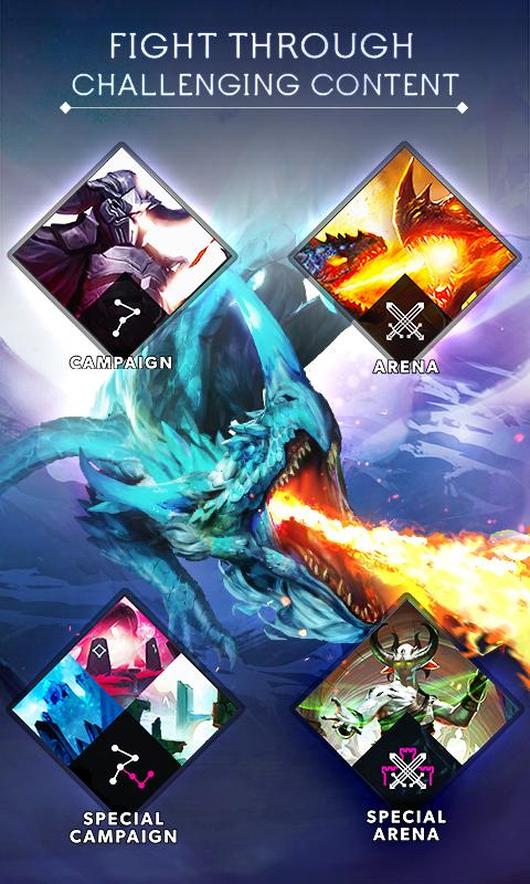 Deckstorm: Duel of Guardians Screenshot 2