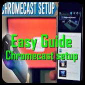 Guide setup chromecast easy
