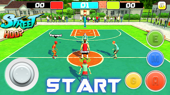 Street Hoop: Basketball Playoffs 2018 for pc
