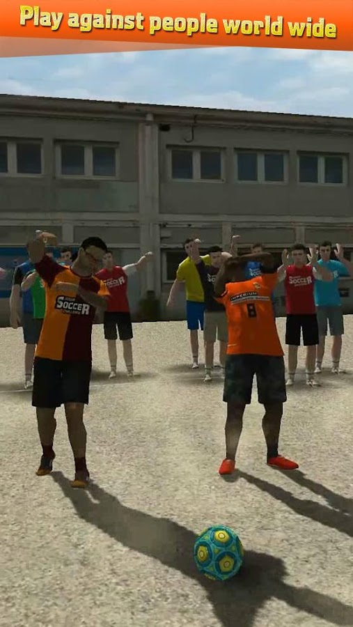 Street Soccer Flick Pro Screenshot 7