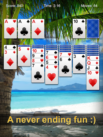 android Solitaire Screenshot 13