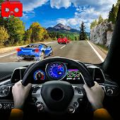 VR Traffic Speed Racer Car : VR Car Racing