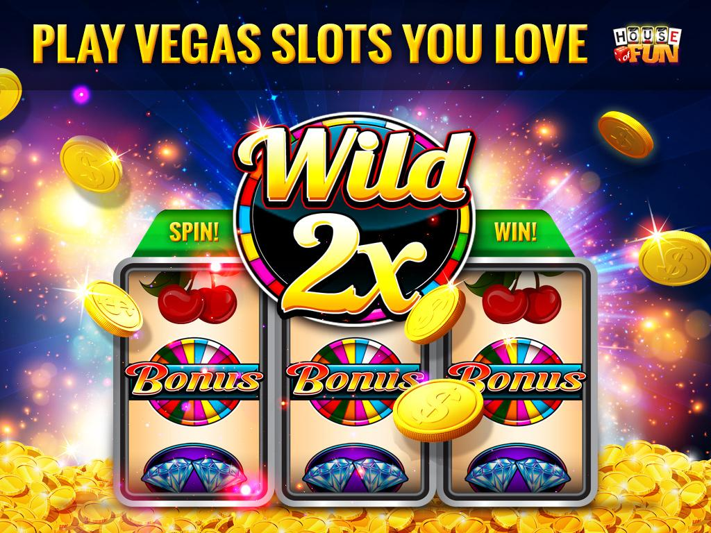 House of Fun-Free Casino Slots Screenshot 2