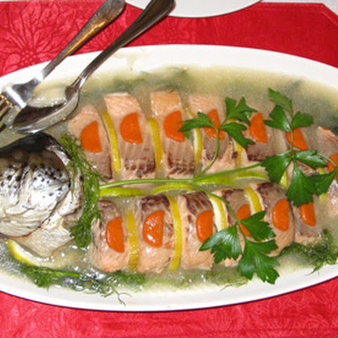 Jellied Pike Perch