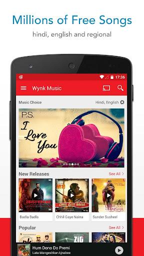 Wynk Music: MP3 & Hindi songs screenshot 1