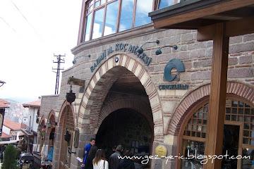 Rahmi Koç Müzesi, Çengelhan