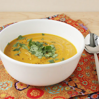 Curried Carrot And Sweet Potato Soup Recipes