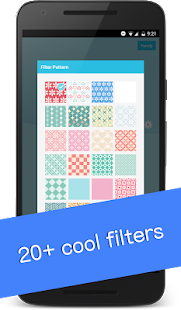 Privacy Filter Pro - guard from prying eyes Screenshot