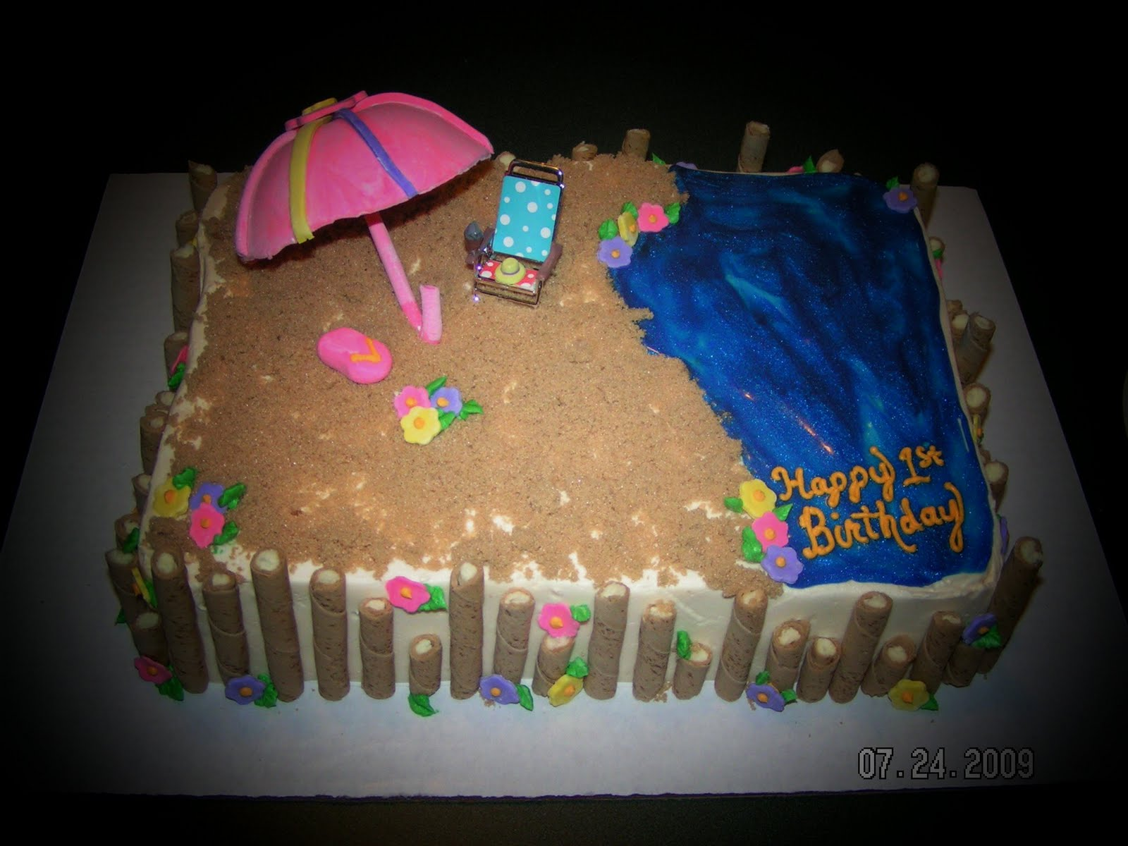 Kost Kreations: Birthday Cakes