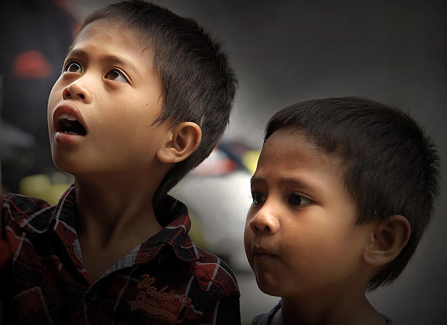 by Sirajuddin Halim - Babies & Children Children Candids