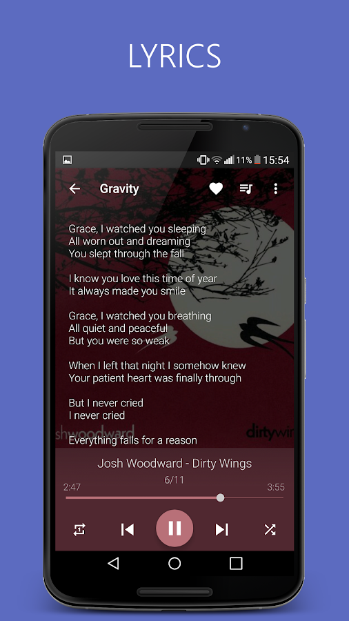 Pixel+ Music Player Screenshot 3