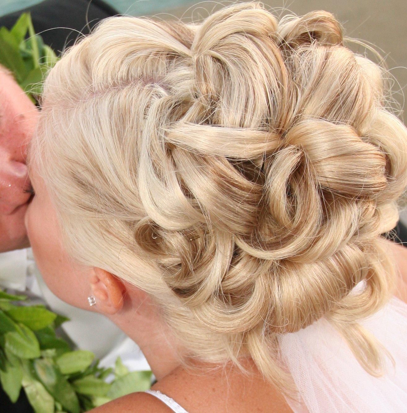 wedding hairstyles carrie