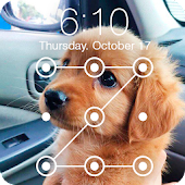 Cute Dogs Labrador HD AppLock Security Icon