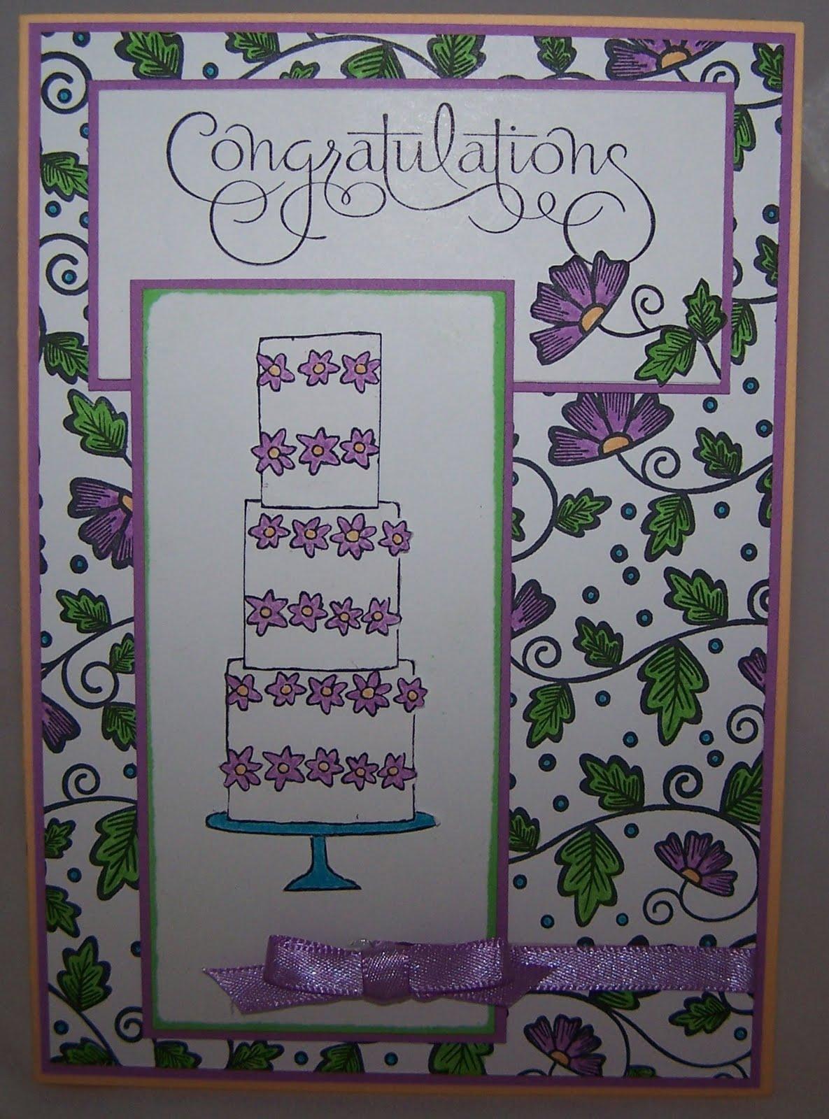 happy wedding card. bengali