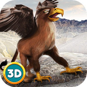 Flying Griffin Simulator 3D