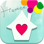 Download Homee launcher - cuter/kawaii APK to PC