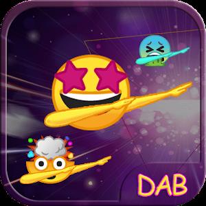 Dab Emoji Sticker – Emoji Keyboard For PC
