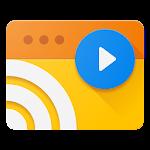 Web Video Cast   Browser to TV (Chromecast/DLNA/+) Icon